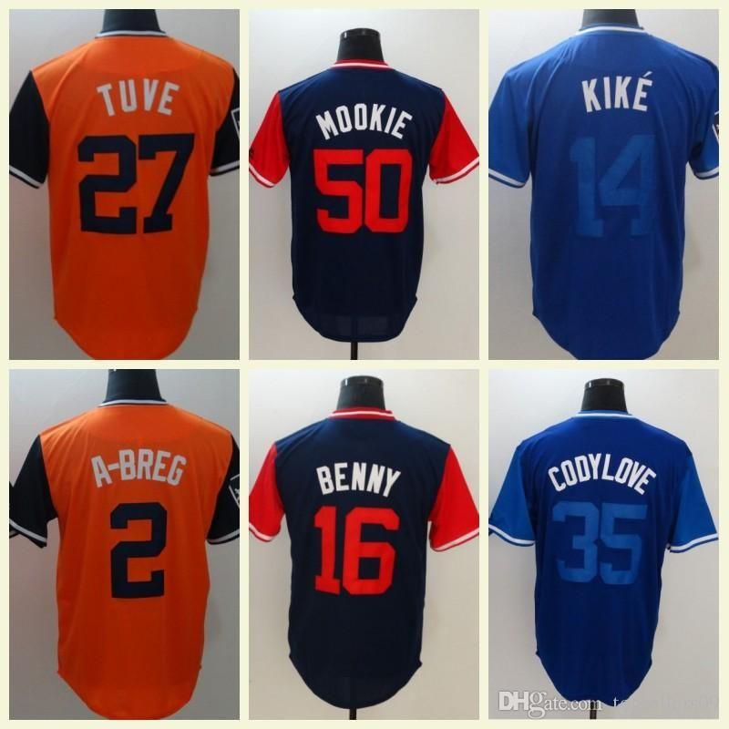 online store da966 16d6b Nicknames Baseball 2 Bregman A-BREG 27 Tuve 28 J.D.Martinez 31 Max Scherzer  28 Posey 34 Mondo 26 Silver Fox Carpenter Jerseys