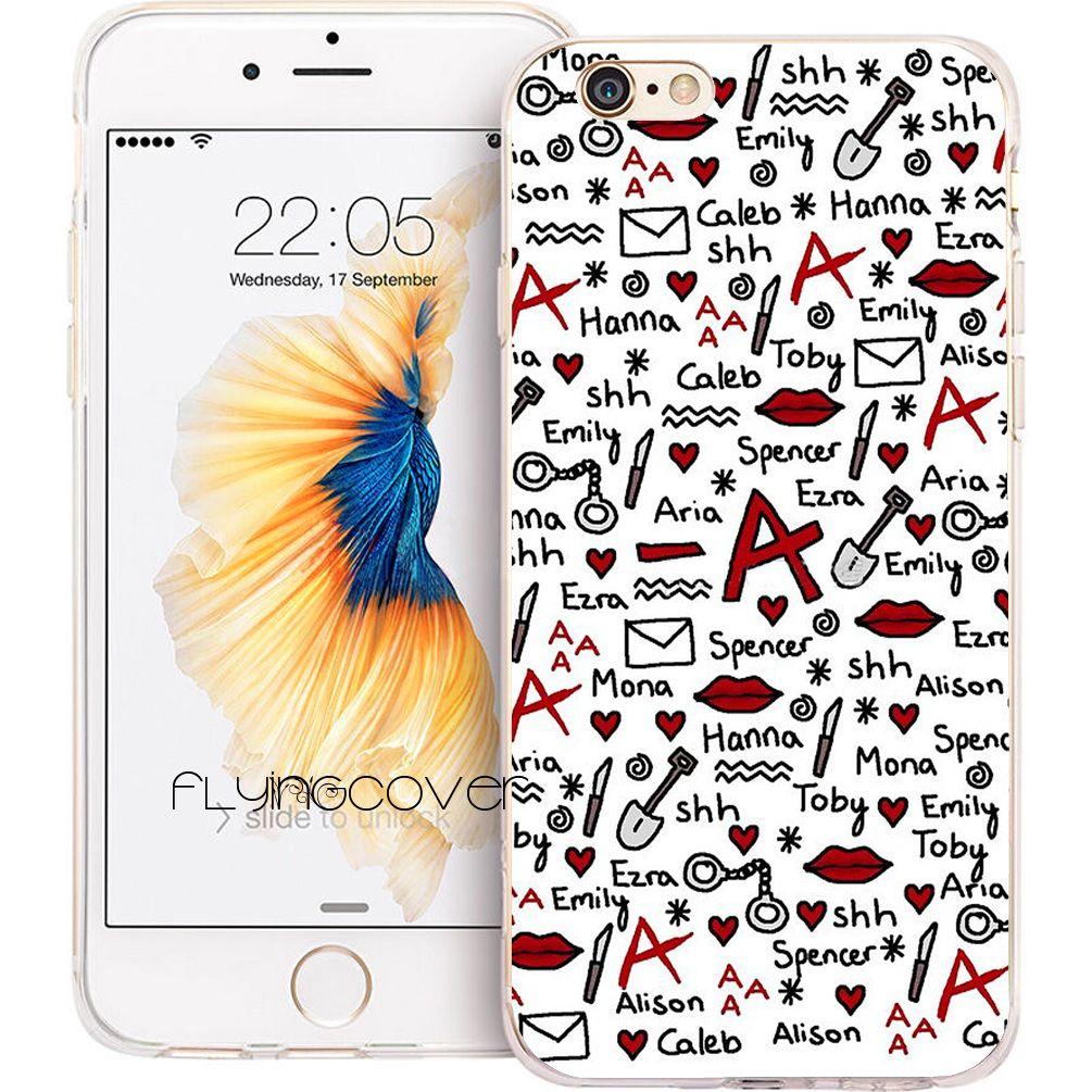 coque pretty little liars iphone 8