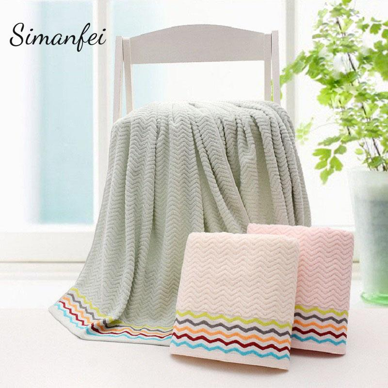 Best Bath Towels 2017 Interesting Simanfei Towels 60 New Arrival Super Soft Microfiber Cotton Adult