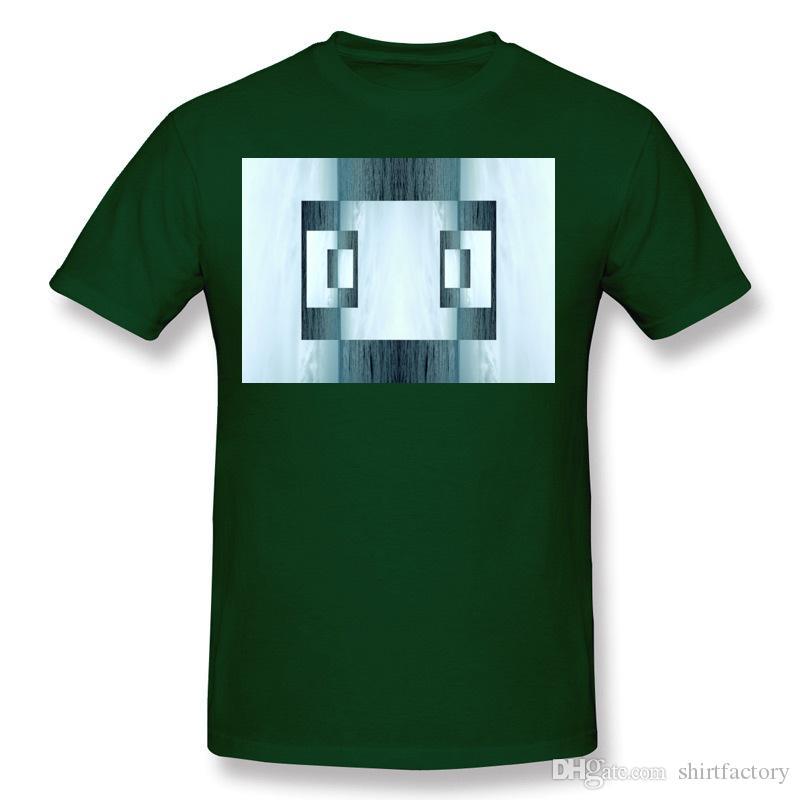 Mais recente Homem Algodão Excluir Temporariamente T Shirt Homem O Pescoço Verde Manga Curta Camisetas 5XL Imprimir Camiseta