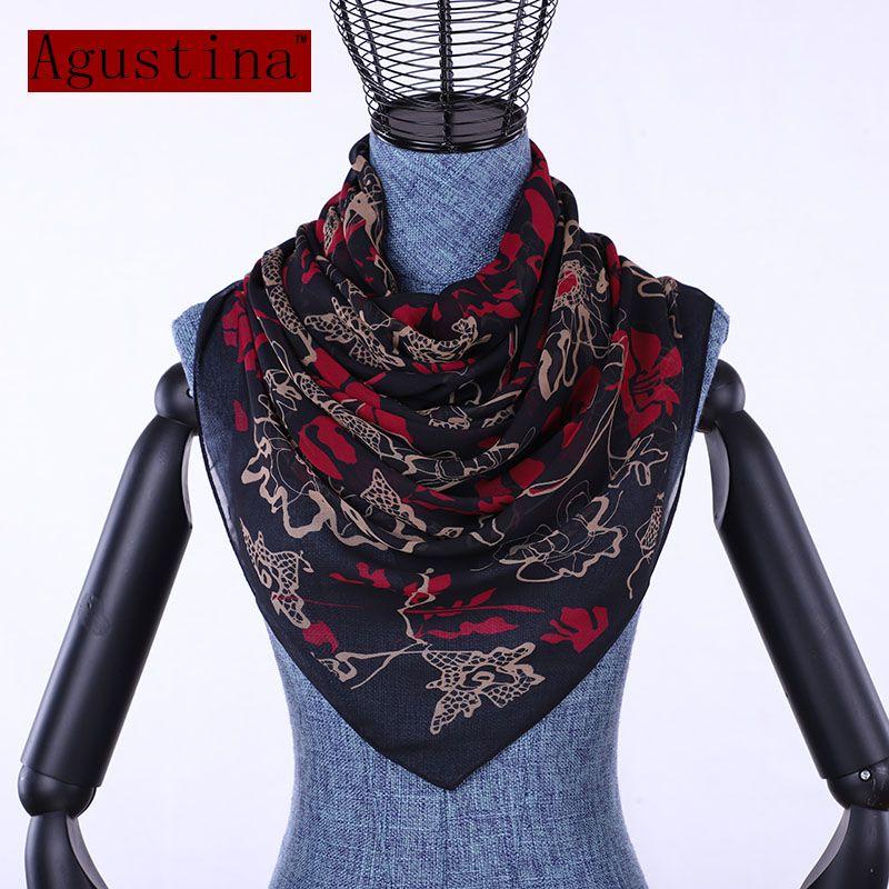b67c7eb4cd5e Acheter Foulard Poncho Hijab Hijab Crinkle Jersey Mousseline De Soie  Imprimée Châle Plage De Sable Crème Solaire Longue Mode Femmes Foulards De  Haute ...