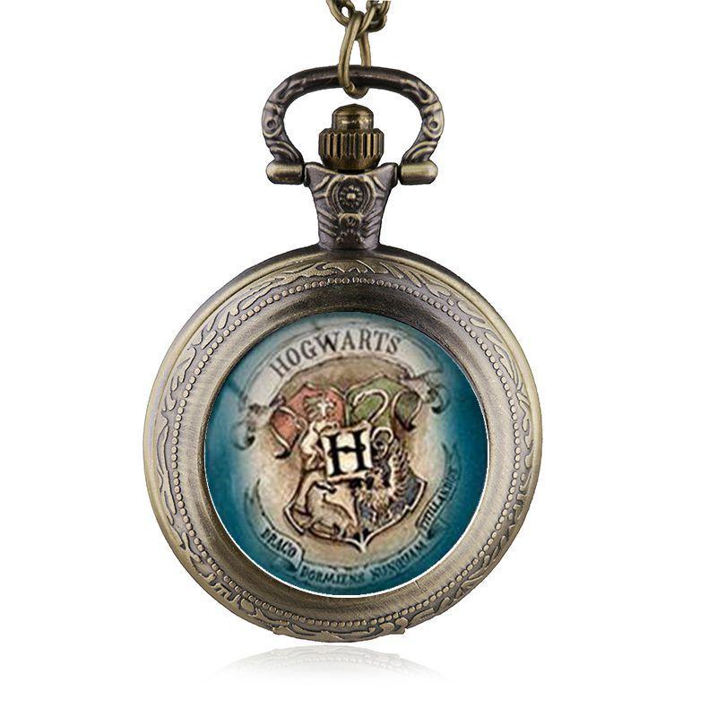 a336b58f9b9 Compre Moda Vintage Antigo Relógio De Bolso De Quartzo Colar Melhor  Presente DIY Jóias Mulheres Homens P7003 De Poety
