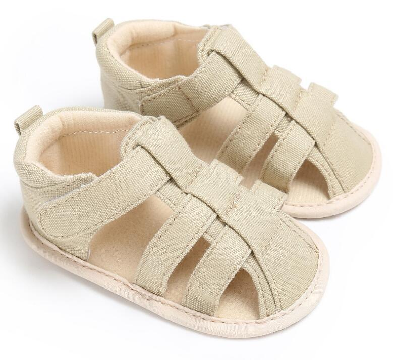 Wholesale summer Casual baby sandals shoes!0-18 M Non-slip toddler shoes,soft kids floor shoes,boys Barefoot sandals./.SX