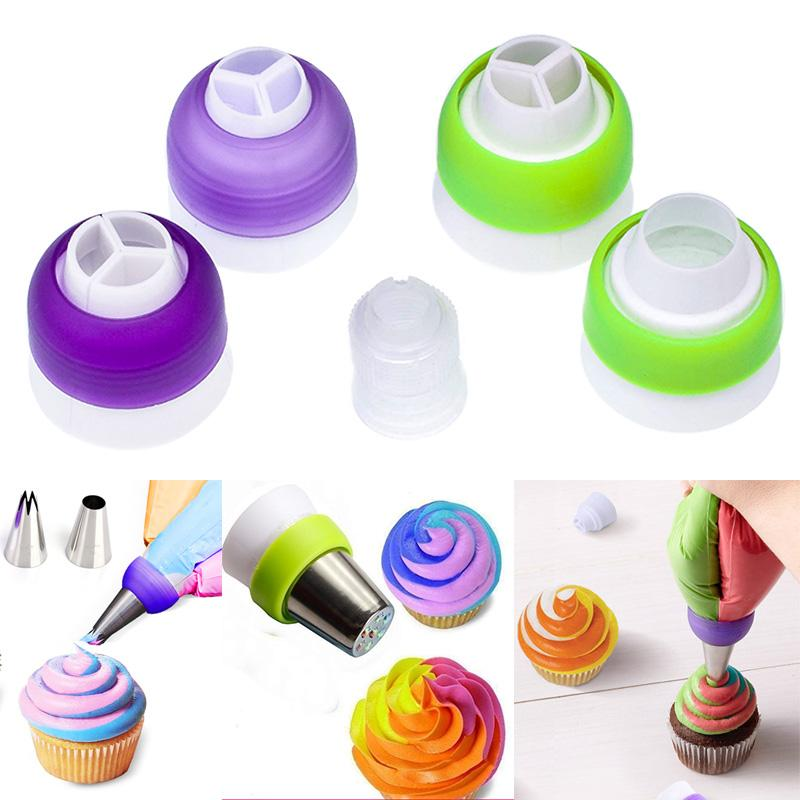 2019 Coupler Cake Tools Bakeware Cupcake Fondant Cookie Cutters Cream  Decorating Bags Converter Cake Tools From Dtanya 1269a1a008