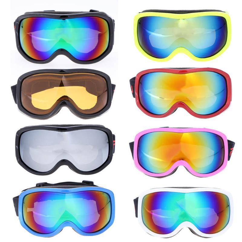 7b1614fe2c7d Professional Unisex Ski Goggles Adult Kids Big Mask Ski Mask Glasses Men  Women Riding Climbing Hiking Snow Skiing Eyewear Skiing Eyewear Ski Goggles  Goggles ...