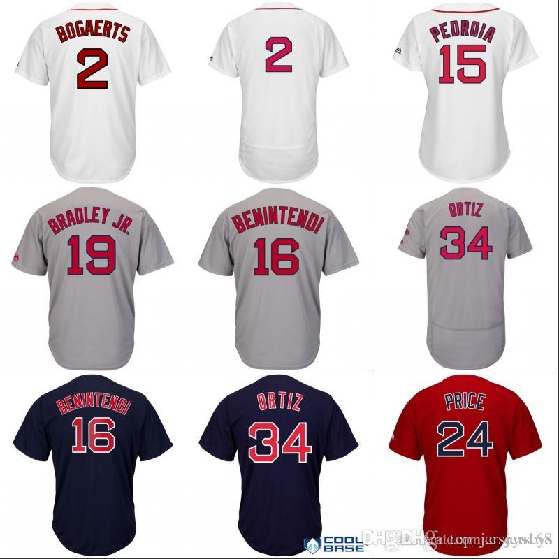 buy online a0531 094b4 shop xander bogaerts jersey for sale 156bf fa2eb