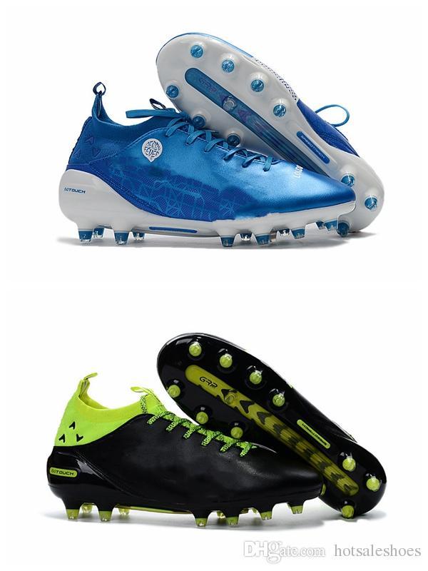 Compre Evotouch Pro Fg Botas De Fútbol Zapatos De Fútbol Para Hombre 2017  Botas De Fútbol Botas De Fútbol Baratas Nuevas Botas De Fútbol Para Hombres  Al Por ... 239299ad4f8d1