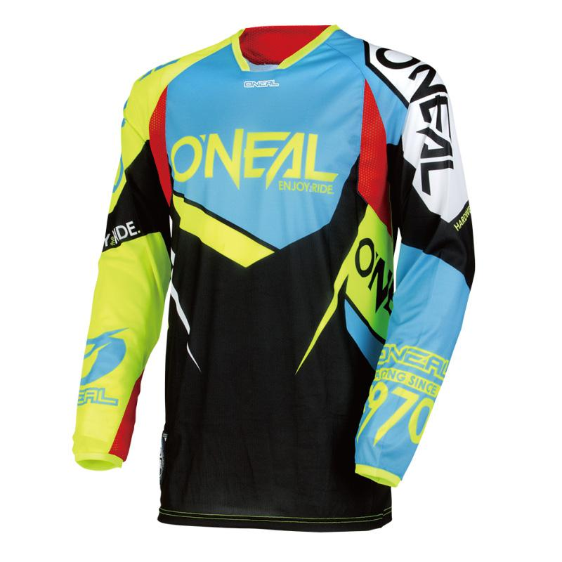 Downhill Jersey Mountain Bike Motorcycle Cycling Jersey for Men ... 22576d732