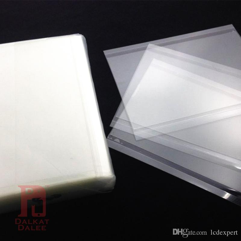 OCA Sticker Film for iphone 4 4s 5 5s 5c 6 6s 6 plus 7 PLUS 8 Optical Adhesive Glue Mitsubishi 250um