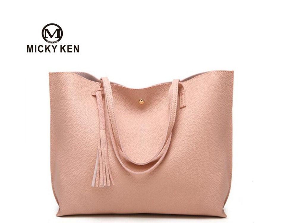 56482b0d9b 2018 New Large Capacity Conventional Bag Beautiful Ladies Handbag Bag  Shoulder Bag D18102303 Handbags Wholesale Leather Purse From Yizhan07