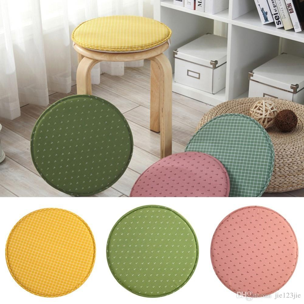 Cuscini Rotondi Per Sedie Da Cucina.Acquista Cuscino Sedersi Cuscino Sedia Rotondo Ufficio Cuscino