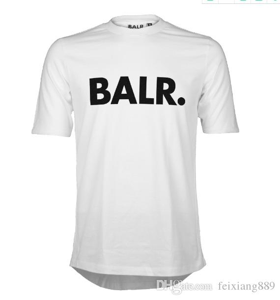 Yaz erkek erkekler Sis Longline Siyah Marka Balr tişörtleri God Of Hip Hop Korku Gotik Tişört Erkekler Tee Kanye West için Tshirt kaykay