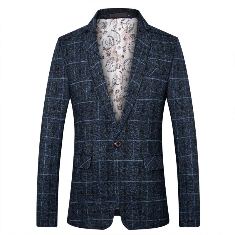 2019 2018 New Arrival Brand Clothing Jacket Spring Suit Jacket Men Blazer  Fashion Slim Male Suits Casual Blazers Men Size M 5XL From Beltloop 85e690909