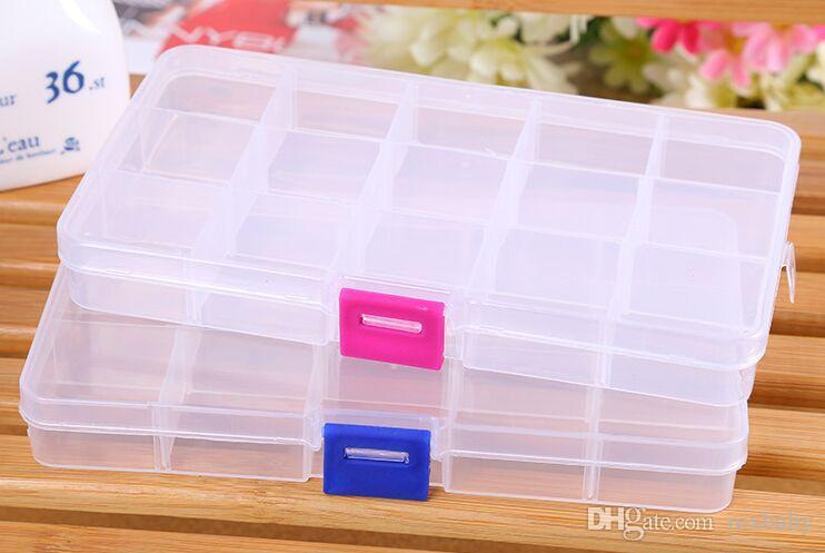 Acquista la piccola scatola della scatola di stoccaggio di plastica