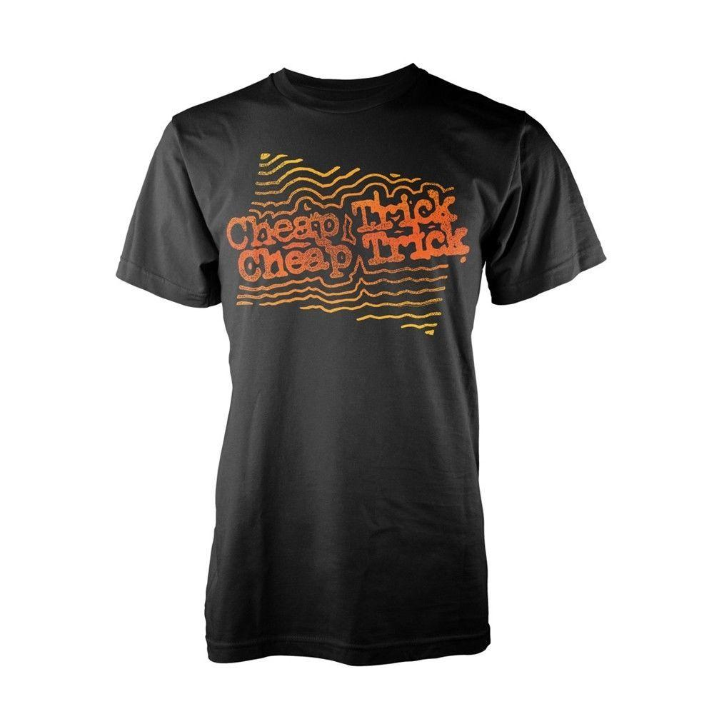 Cheap Trick Squiggle T Shirt New Customized Your Own Design Funny