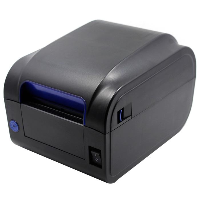 MHT - P80A Portable Thermal Printer 80mm Support Word / Logo / Barcode QR  Code Printing