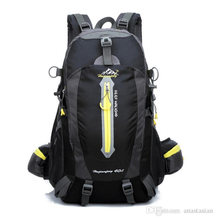 dd527c8ceb 40L Waterproof Tactical Backpack Hiking Bag Cycling Climbing ...