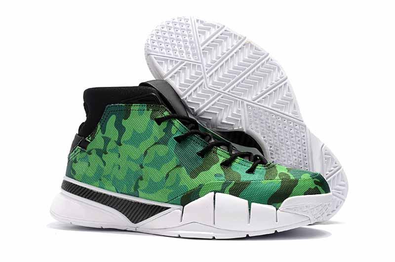 scarpe kobe 1 verde