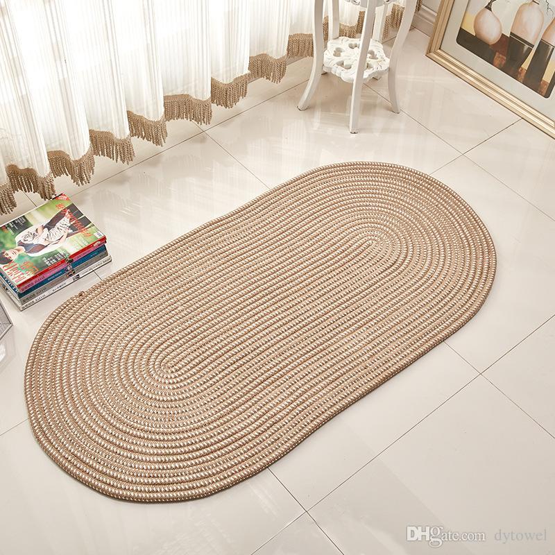 Grosshandel Handgemachte Weben Oval Teppiche Fur Wohnzimmer Feste