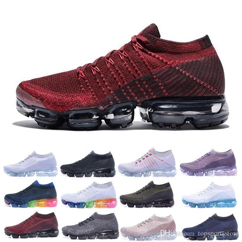 new products 359d8 5f89b order acquista with box nike air max 2018 vapormax 2018 vapormax 2.0  flyknit alta qualità vapormax
