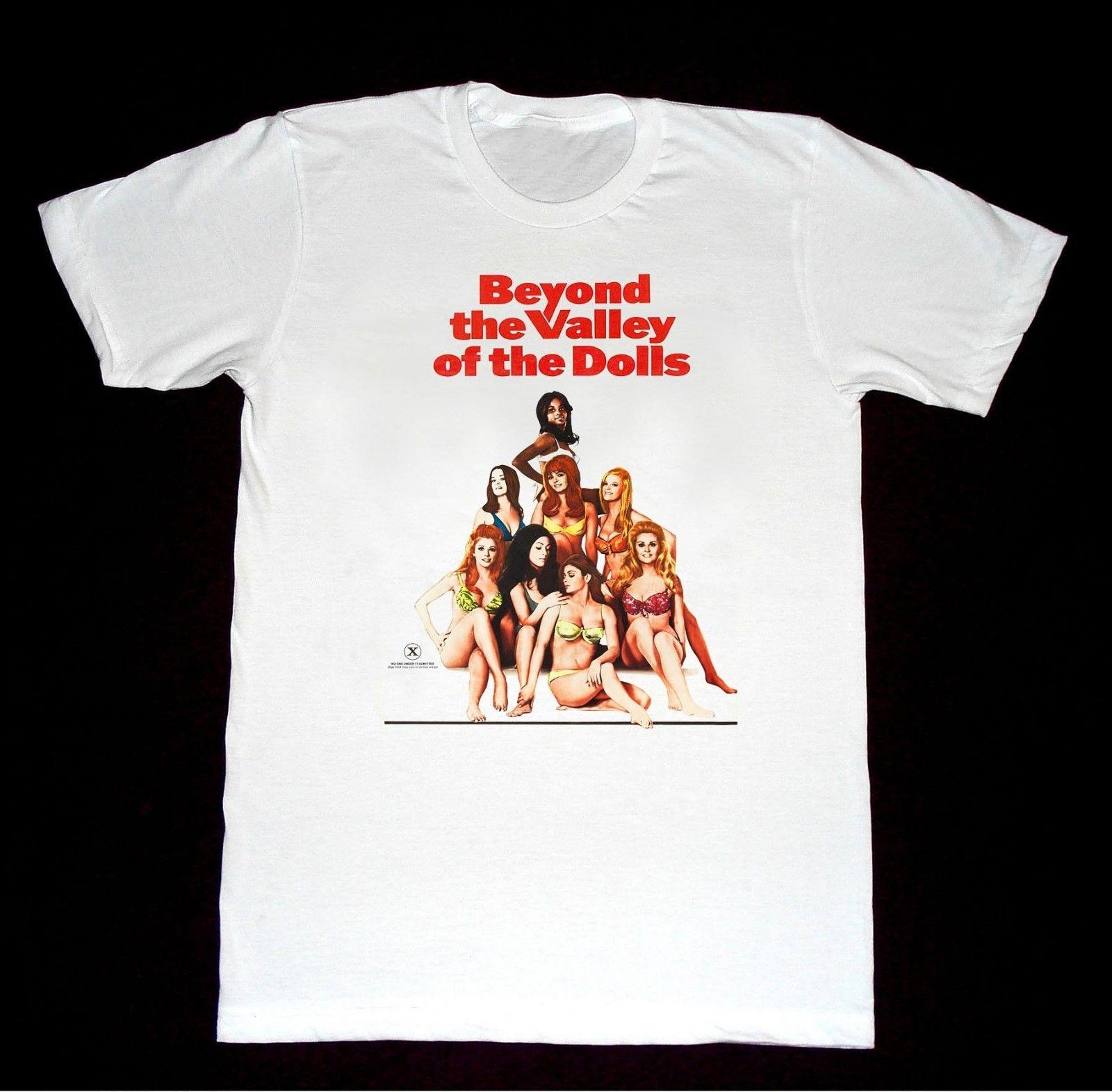 040265721b3 Beyond The Valley of The Dolls Tshirt F06 Shirt Vintage Cult Film ...
