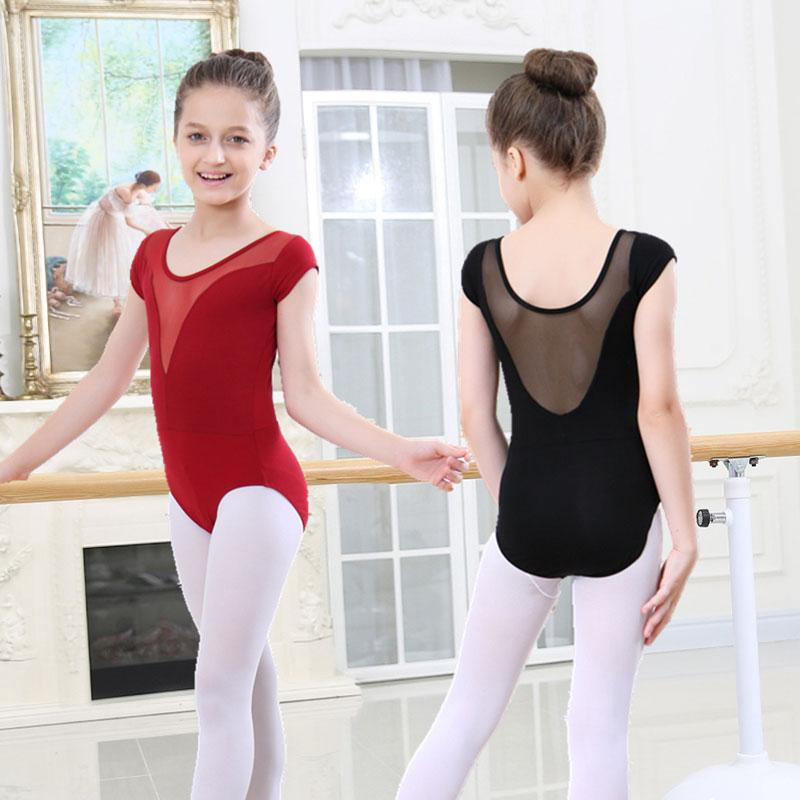 f5212b0d3 2019 Leotard Girls Ballet Dress For Children Girl Dance Clothing Kids Ballet  Costumes For Girls Dance Leotard Girl Stage Dancewear From Jingju, ...