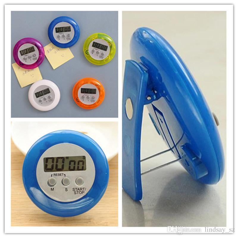 LCD Digital Küche Timer Countdown Back Stand Kochen Timer Count Up Wecker Küchenhelfer Kochen Werkzeuge