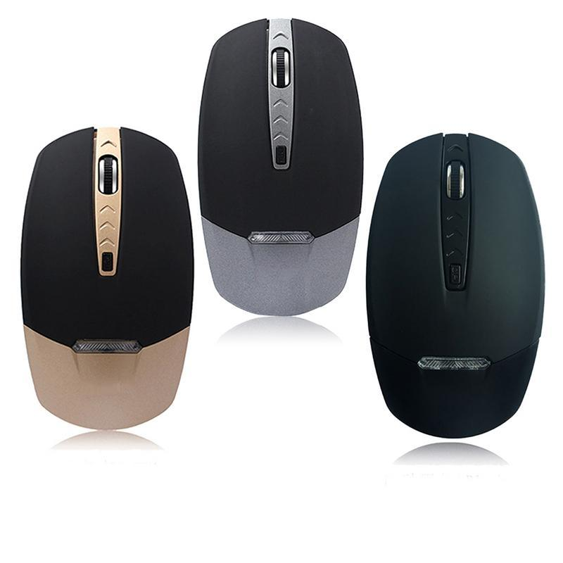 Bluetooth 4 0 3 0 Wireless Mouse Smart Cursor Control 3 DPI  Selection:1600/1200/800 Mouse Without Battery For PC Laptop Desktop
