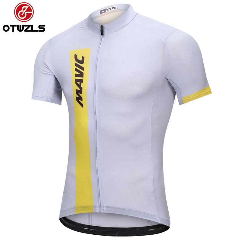 2.2018 Pro Team Cycling Jersey Men Short Sleeve Ropa Ciclismo Quick-Dry  Mountain Bike Jersey Cycling Clothing Cycle Bicycle Wear Cycling Jersey  2018 Cycling ... b5135763f