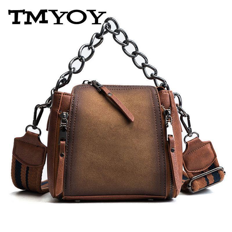 e5c4e0d8d2 TMYOY Small Female Crossbody Bags For Women Bucket Messenger Bags ...