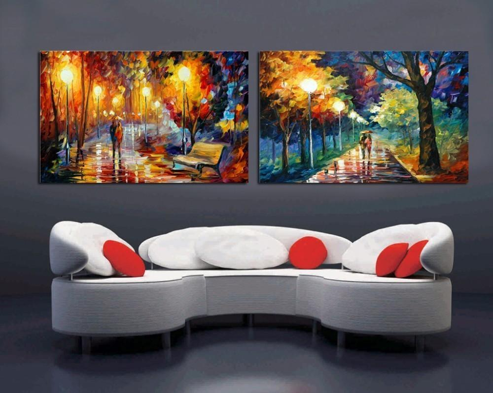 Modern wall art oil canvas poster prints painting paintings living room pictures factory promotion 2018 online with 20 77 piece on sxh1799s store