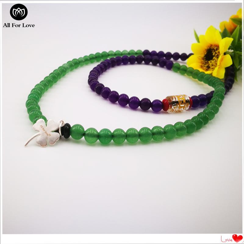 3ea08f7beb2e1 ... Tout Pour Les Bijoux D'amour Nouveau Design Bracelet De Yoga Pierre  Naturelle Méditation Perles De Perles Mala Bracelet Pour Femme Avec  Emballage Cadeau ...