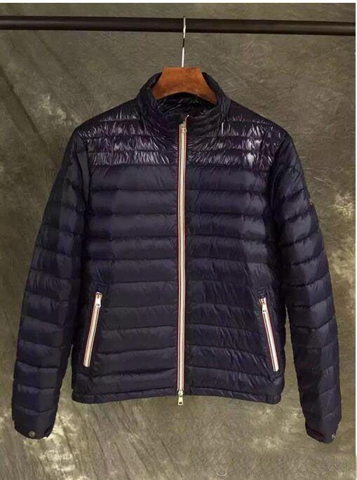 7c3280fa3 Brand New Men Casual Down Jacket MAYA Down Coats Mens Outdoor Fur Collar  Warm Feather dress Man Winter Coat outwear Jackets Parkas