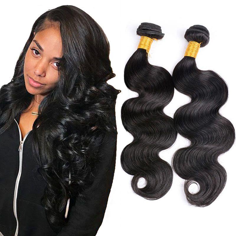 Body Wave Raw Indian Hair Weave Cheap Raw Human Hair Bundles