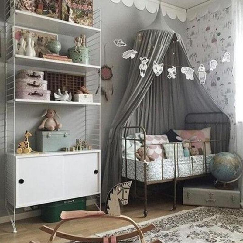Children Bed Canopy Mosquito Net Curtain Baby Kids Bedroom Supply Decor Mosquito Fly Large Mosquito Net From Bowse $50.91| DHgate.Com & Children Bed Canopy Mosquito Net Curtain Baby Kids Bedroom Supply ...