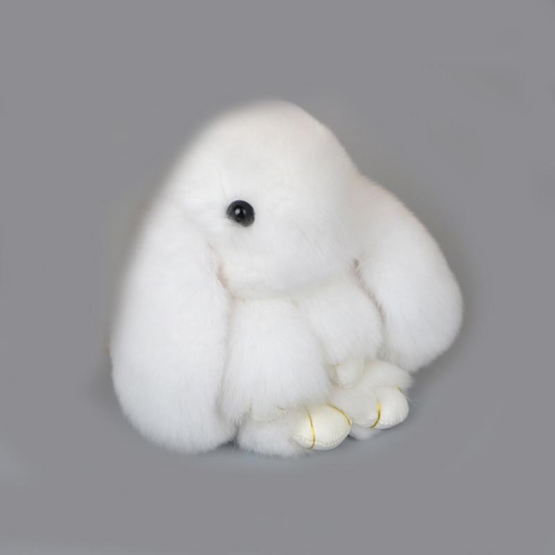 Fashion New Arrival Adorable Fur Bunny Fluffy Rabbit Keyring Bag Car Charm  Pendant Key Chains Gift Wholesale Keyrings Uk Bottle Opener Keyring From ... 5c06264bb