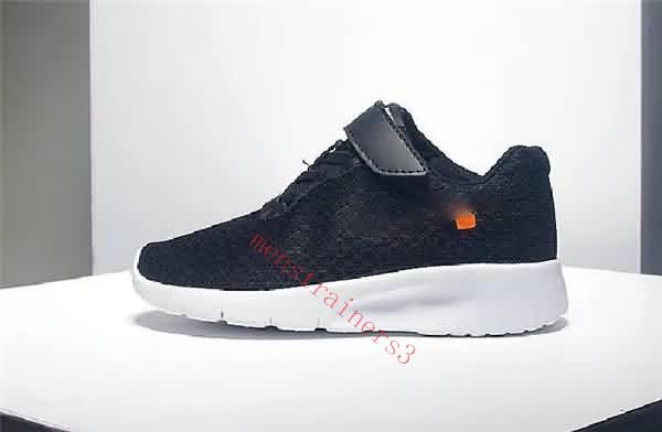 2018 Infant Kids Casual Shoes Fashion Boys Girls Running Shoes Rosherun  Tanjun Breathable Children Sneakers Zapatos De Niños Kids Shoes Rosherun  Tanjun ... cbe2648ec