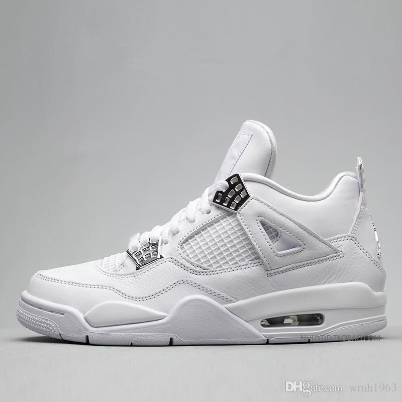 best website c2e03 2ae78 New 4 4s KAWS x Men Kaws XX Cool Grey Glow Basketball Shoes 4s KAWS Black  Outdoor Training Sneakers High Quality Sports Shoes