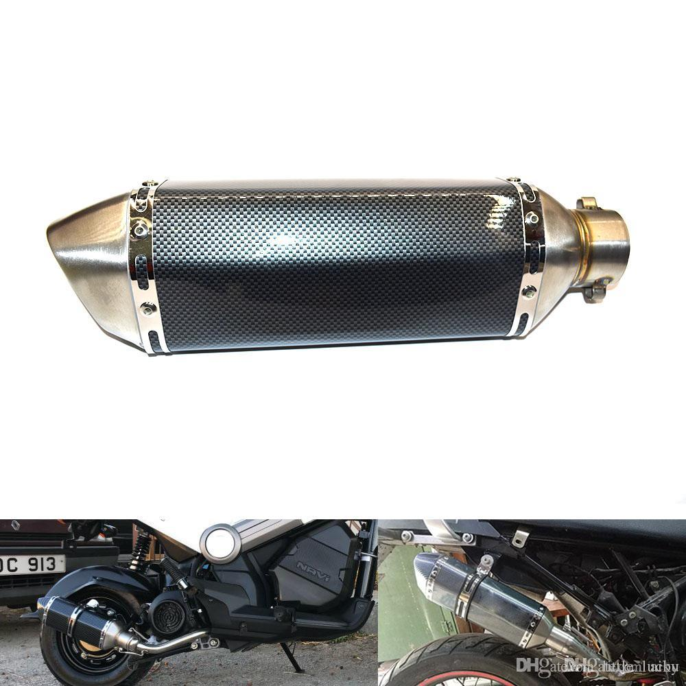 For Exhaust Modified Muffler Hose db killer for Ducati Monster Multistrada 749 848 916 996 998 999 1098 1198 796 696