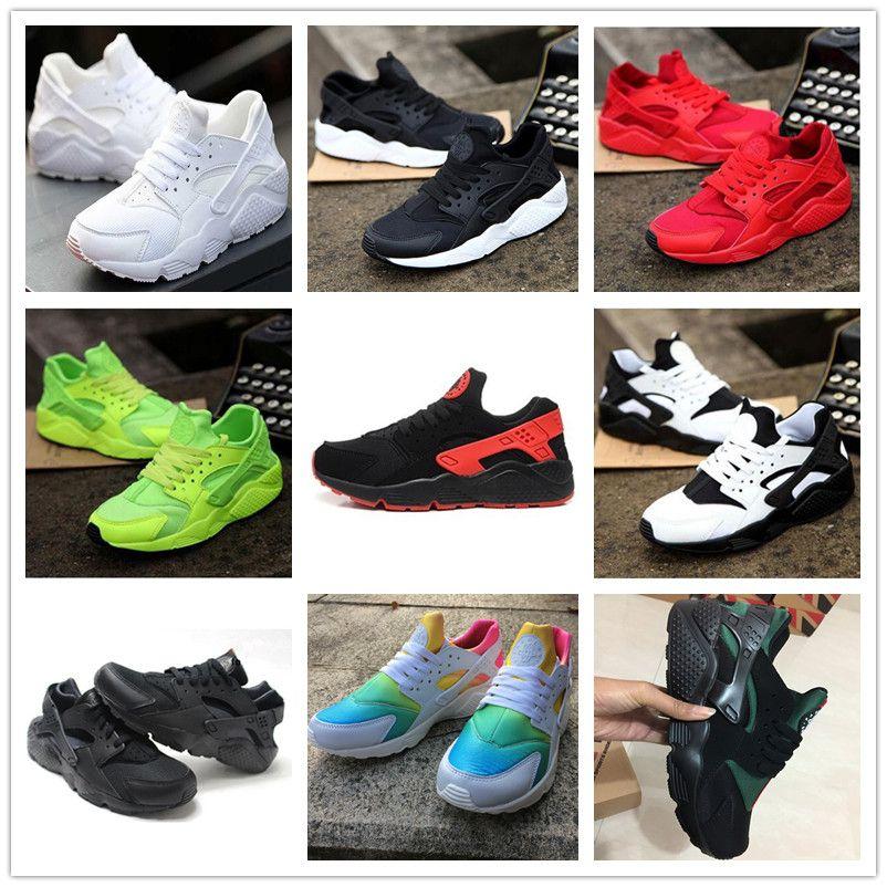 2019 New Huarache Ultra Running Shoes For Big Kids Men   Women ... c6a7534b6
