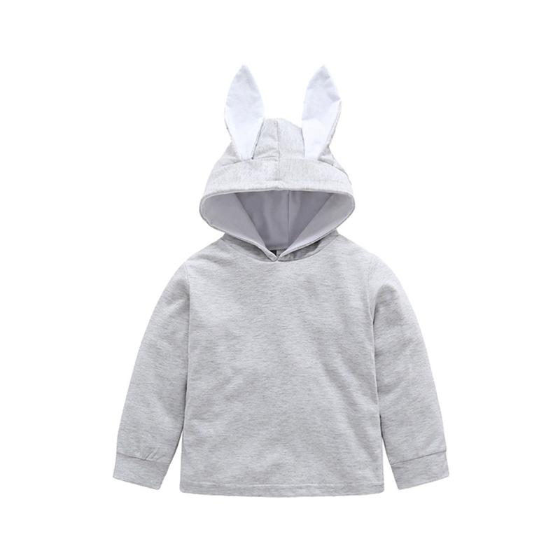 Snow Wear Free Shipping Cute Bear Warm Coral Velvet Newborn Baby Boys Girls Long Sleeves Hooded Coat Clothes Snowsuit 2018 Autumn Winter Outerwear & Coats