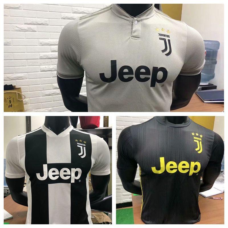 2018 2019 Versión Jugador Juventus Camisetas De Fútbol 18 19 KHEDIRA DYBALA  MARCHISIO RONALDO D. COSTA MANDZUKIC CHIELLINI Camisetas De Fútbol S 2XL  Por ... 5d8e8fc7ef1bf