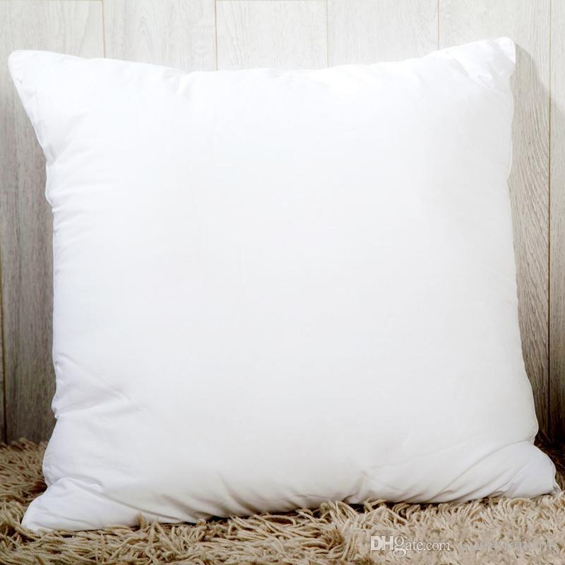Cuscino Di Sale Caldo.Stampa A Caldo Custodia A Sublimazione Fodere Per Cuscini Di Colore Solido Cuscino Oem 40x40cm Senza Inserto Di Rinforzo Oreiller
