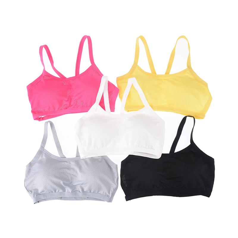 9fb1ccb9a06d6 2019 2018 Female Yoga Bra Woman Sports Bra Push Up Active Wear Tops For Women  Gym Pink Brassiere Sport Criss Cross Crop Top From Pearguo