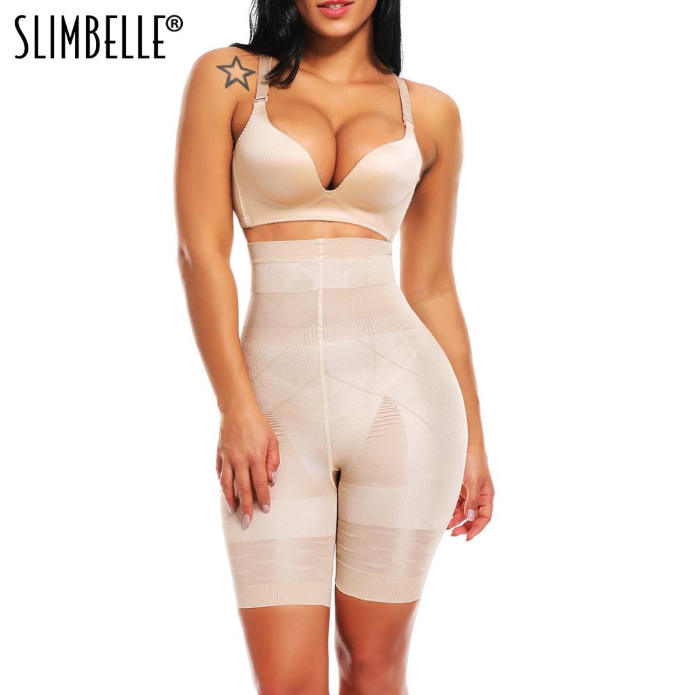 9d96b6f1b 2019 Hot High Waist Seamless Firm Control Thigh Slimer Body Shapewear  Slimming Waist Trainer Corset Tummy Control Shaper Corset Pants From  Xx2015