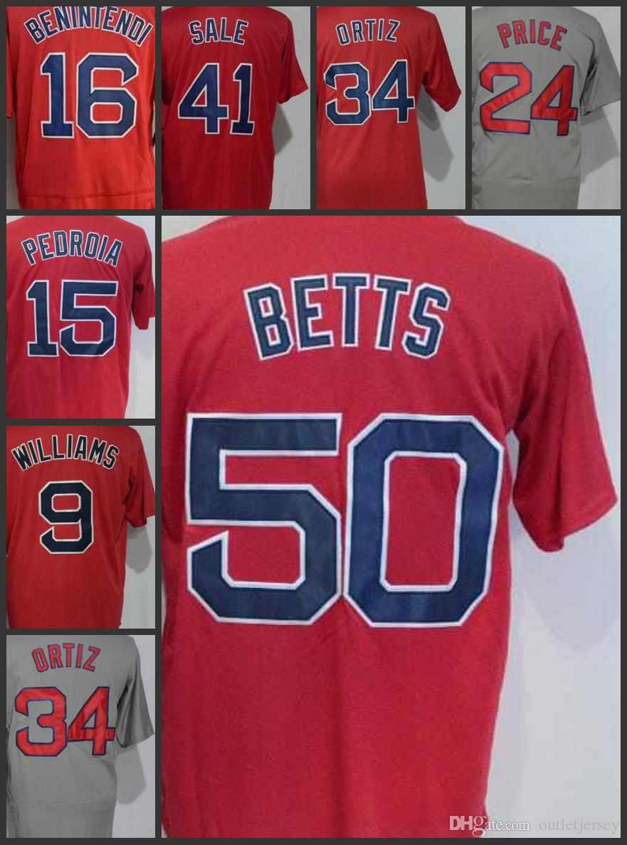 38a019509 ... mens boston jerseys nomar garciaparra ted williams roger clemens wade  boggs pedro martinez jersey cooperstown flexbase