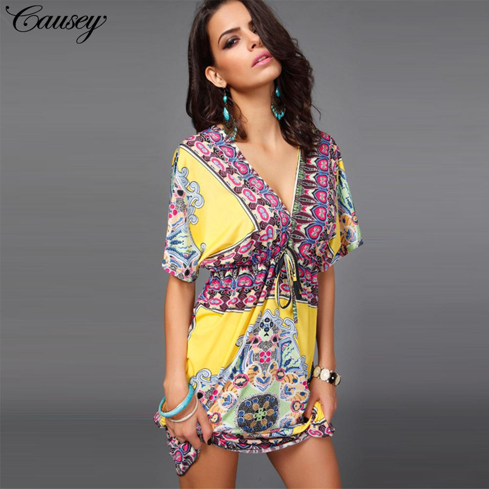 e57a297482 Will Code Suit-dress V Lead Milk Silk Bohemia Second Printing In ...