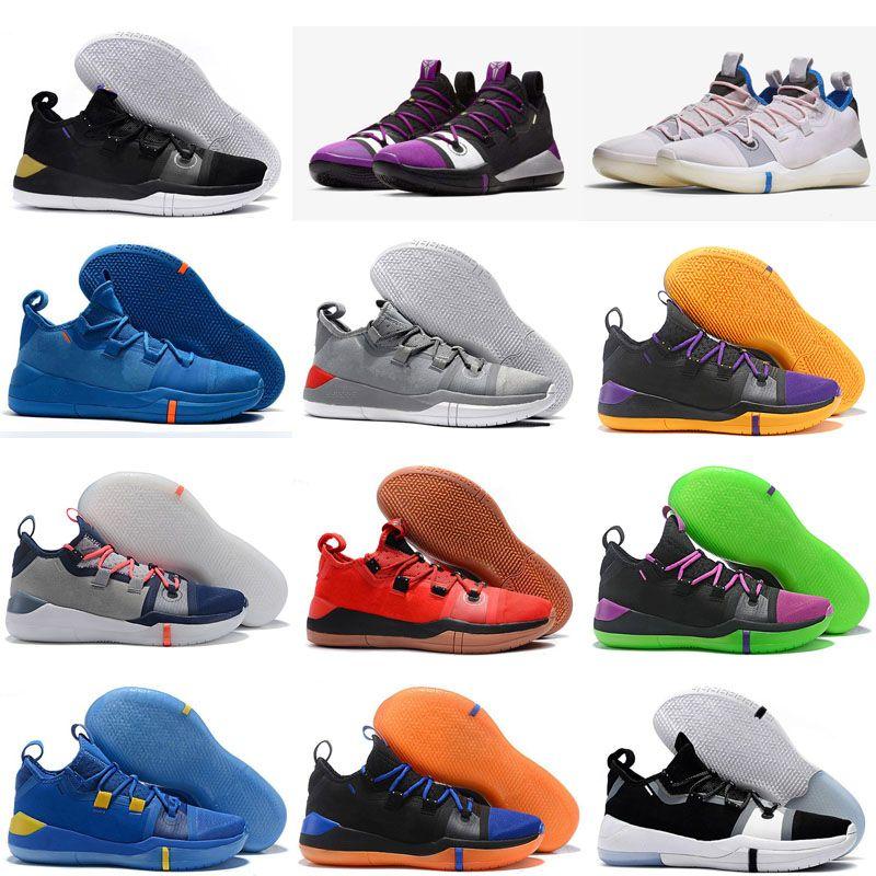 new arrival 46655 157b6 Großhandel 2019 New Kobe AD Mamba Tag EP EP Multi Color Herren Basketball  Schuhe Größe 7 12 Kobe Bryant Sport Sneakers Von Utakata,  53.92 Auf  De.Dhgate.