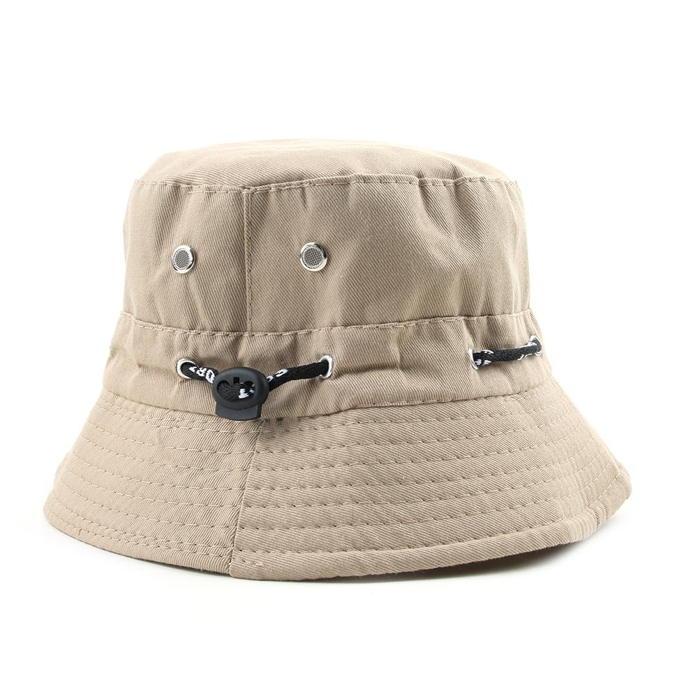 Fashion Popular Unisex Bucket Hat Boonie Hunting Fishing Outdoor Cap Men s Summer  Sun Hats Mens Straw Hats Mens Hat Styles From Heathere b65182de019