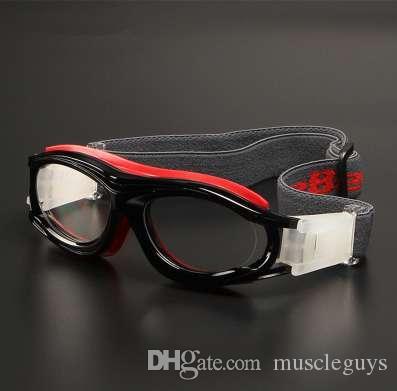 827fd5857 Compre Esportes De Criança Óculos De Basquete Óculos De Armação De Vidro  Prescrição De Futebol Olho De Proteção Ao Ar Livre Personalizado Quadro  Óptico ...